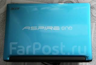"""Acer Aspire One D255. 10.1"""", 1,7ГГц, ОЗУ 2048 Мб, диск 160 Гб, WiFi, Bluetooth, аккумулятор на 3 ч."""