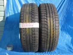 Michelin X-Ice Xi2. Всесезонные, износ: 20%, 2 шт