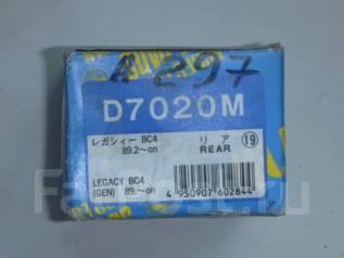 Колодка тормозная дисковая. Subaru Legacy, BFB, BCL, BG5, BD3, BF5, BG3, BF3, BC5, BG9, BC3, BF7, BD5, BD9, BGA, BFA, BCA, BGC, BCM, BG2, BD2, BC2, BG...
