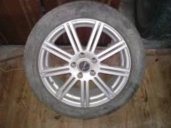 Продам колеса в сборе с резиной. 7.0x17 5x114.30 ET38. Под заказ