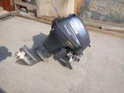 Yamaha. 8,00л.с., 4х тактный, бензин, нога S (381 мм), Год: 2006 год