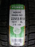 Nokian Hakka SUV. Летние, 2012 год, без износа, 1 шт