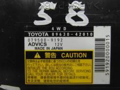 Блок управления 4wd. Toyota RAV4, GSA33, ACA36, ALA30, ACA30, ACA31, ACA33 Двигатели: 2GRFE, 2AZFE, 1AZFE, 2ADFHV, 2ADFTV