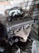 Двигатель в сборе. Toyota: Corolla, Tercel, Corsa, Cynos, Raum, Corolla II, Caldina, Paseo, Sprinter, Corolla 2 Двигатель 5EFE