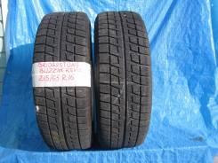 Bridgestone Blizzak Revo2. Всесезонные, 2011 год, износ: 10%, 2 шт