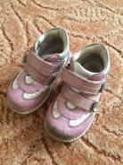 Осенние ботинки 22 р-р