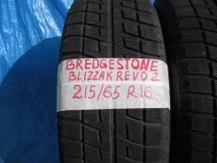 Bridgestone Blizzak Revo2. Всесезонные, 2007 год, износ: 10%, 2 шт