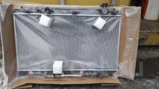 Радиатор охлаждения двигателя. Toyota Camry, ACV40 Двигатель 2AZFE