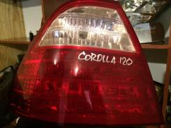 Стоп-сигнал. Toyota Corolla, ZZE123L, CE120, CE121, NZE124, CDE120, ZZE121L, ZRE120, ZZE120L, ZZE120, ZZE121, ZZE122, ZZE123, NZE121, ZZE124, NDE120