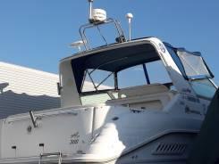 Searay. Год: 1997 год, длина 10,00м., двигатель стационарный, 440,00л.с., дизель
