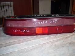 Стоп-сигнал. Honda Integra, DA6