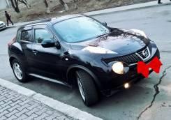 Nissan Juke. автомат, передний, 1.5 (114 л.с.), бензин, 67 000 тыс. км