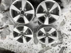 Toyota Rav4. 8.0x16, 5x114.30, ЦО 58,0мм.