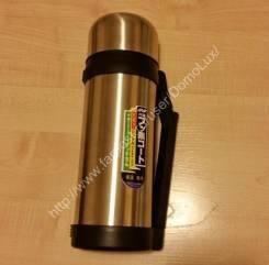 Термос Travel Bottle 1.8 л (1800 мл) с колбой из нержавеющей стали!