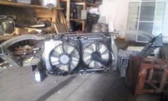 Радиатор охлаждения двигателя. Honda Stream, RN6 Двигатель R18A