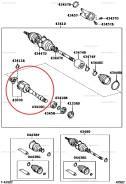 Шрус подвески. Toyota Highlander, GSU40 Toyota Camry, ASV50, ACV40, ASV40, AHV40, GSV40, CV40, GSV50, SV40, AVV50 Двигатель 2GRFE. Под заказ