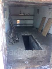 Гаражи капитальные. улица Карамзина 7, р-н Дземги, 18 кв.м., электричество, подвал.