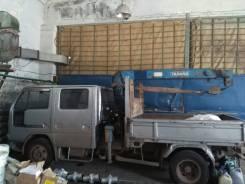 Nissan Atlas. Продается грузовик Nissan-Atlas с краномв Братске, 4 200 куб. см., 3 000 кг.