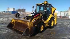 Caterpillar 428E. Продам погрузчик-экскаватор CAT 428E, 1,03куб. м.