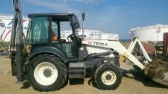Terex 820. Экскаватор-погрузчик , 4 400 куб. см., 1,00куб. м.