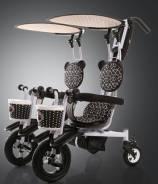 Велосипеды-коляски. Под заказ