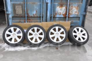 Колеса оригинал BMW 3er E90 E91 E92 E46 E36 6755857 Styling 96. 8.0x17 5x120.00 ET47 ЦО 74,0мм.