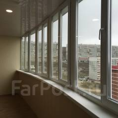 2-комнатная, улица Черняховского 9. 64, 71 микрорайоны, частное лицо, 61 кв.м. Вид из окна днём