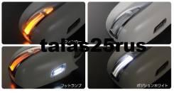 Корпус зеркала. Toyota Land Cruiser Prado, GRJ120, GRJ120W, GRJ121, GRJ121W, KDJ120, KDJ120W, KDJ121, KDJ121W, KDJ125, KDJ125W, RZJ120, RZJ120W, RZJ12...