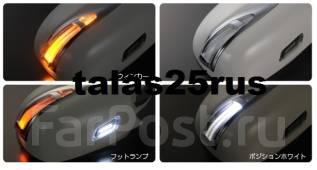 Корпус зеркала. Toyota Land Cruiser Prado, TRJ125, RZJ120, KDJ125, GRJ120, TRJ120W, KDJ121, RZJ125, VZJ120, RZJ120W, KDJ120W, KDJ121W, VZJ121W, TRJ120...