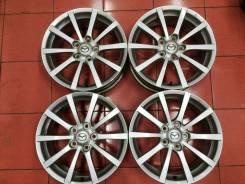 Mazda. 7.0x17, 5x114.30, ET55, ЦО 66,1мм.