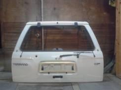 Дверь багажника. Nissan Terrano, RR50