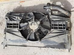 Радиатор охлаждения двигателя. Mitsubishi Lancer X