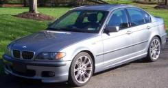 Накладка на порог. BMW M3
