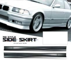Накладка на порог. BMW