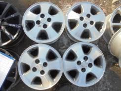 Daihatsu. 5.0x14, 4x100.00, ET45, ЦО 54,1мм.