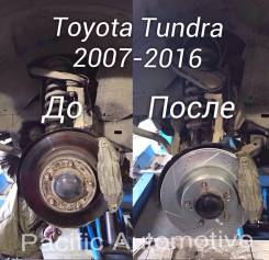 Колодка тормозная дисковая. Toyota Tundra Toyota Sequoia