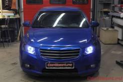 Фара. Chevrolet Cruze, J300 Двигатели: F16D3, A14NET, F18D4, Z18XER