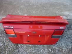 Крышка багажника. Nissan Lucino, JB14, FB14, HB14