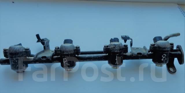 Трубка топливная. Nissan: Avenir, Presea, Primera, Bluebird, Safari, Civilian Двигатели: SR18DE, TB45E