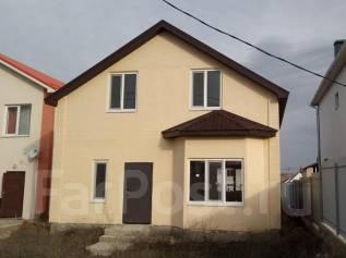 Продается двухэтажный дом площадью 120м2 на 5 сотках в районе Анапы. Ул.Хрустальная, р-н в районе Анапы в селе Цибанобалка, площадь дома 120 кв.м., с...