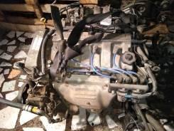 Двигатель в сборе. Mazda Familia S-Wagon, BJ8W Mazda Familia, BJ8W Двигатель FP