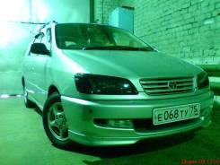Обвес кузова аэродинамический. Toyota Ipsum, SXM10