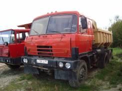 Tatra T815. Продается самосвал татра 815 1989 г после капремонта со спальником, 1 800 куб. см., 15 000 кг.