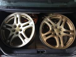 Subaru. 7.0x17, 5x100.00, ET55, ЦО 56,1мм.