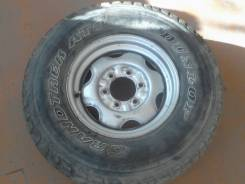 Dunlop Grandtrek AT1. Всесезонные, 2000 год, износ: 50%, 1 шт