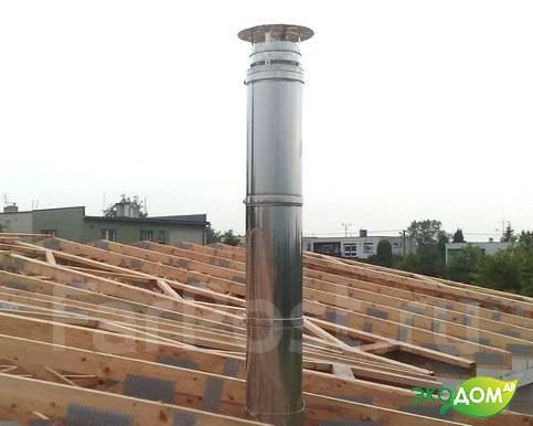 Дымоходы ics монтаж стальных дымоходов цена