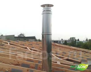 Продаем Дымоходы и системы дымоудаления Schiedel ICS (сталь)