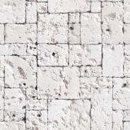 """Искусственный камень Kamrock """"Гротовый туф"""" белый"""