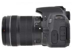Canon EOS 650D Kit. 15 - 19.9 Мп, зум: 7х