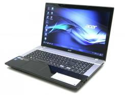 "Acer Aspire V3-771G. 17.3"", 3,4ГГц, ОЗУ 8192 МБ и больше, диск 128 Гб, WiFi, Bluetooth, аккумулятор на 3 ч."